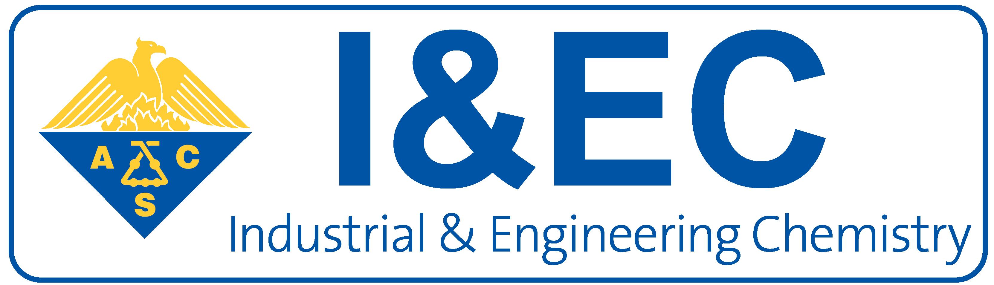 Industrial & Engineering Chemistry Logo